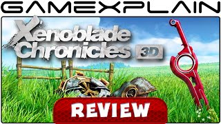 Xenoblade Chronicles 3D - Video Review (3DS)