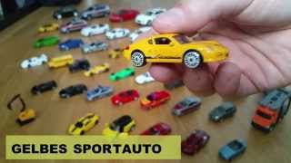 Autos, Fahrzeuge und Farben für Kinder. Lernen mit Spaß