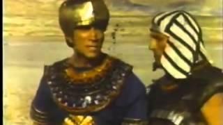 A História de Moisés 1978  dublado   série GRANDES HERÓIS DA BÍBLIA