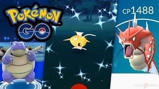 Shiny-Pokémon sind da & Wasserfestival eskaliert | Pokémon GO Deutsch #245