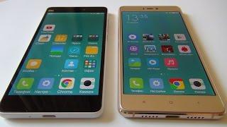 Xiaomi Mi4C и Mi4S. СРАВНЕНИЕ! / Арстайл /