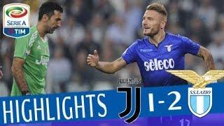 Juventus - Lazio 1-2 - Highlights - Giornata 8 - Serie A TIM 2017/18