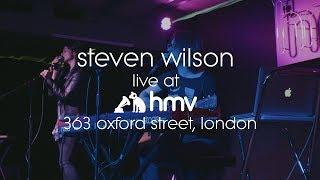 Steven Wilson - Live at HMV 363 Oxford Street, London