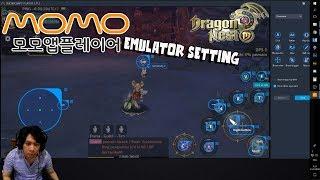 Dragon Nest M - MOMO PLAYER EMULATOR R0ixy Setting