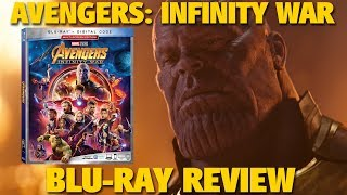 Avengers: Infinity War Blu-ray Review | Marvel Studios