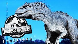 Unlocking the Indominus Rex! - Jurassic World Evolution Gameplay