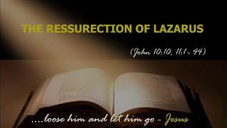 The Ressurection of Lazarus - Goodness Ukavwe
