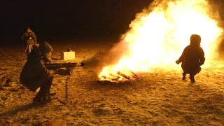 Ultimate Flour Flame Thrower with Sons Of Xplosions!