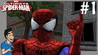 ABSOLUTELY SHOCKING!!! - Ultimate Spider-Man Walkthrough Part #1