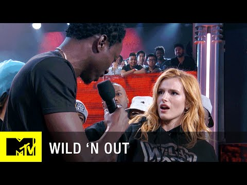 Xxx Mp4 Wild 'N Out Nick Wants Bella Thorne To Be The Kylie To His Tyga MTV 3gp Sex