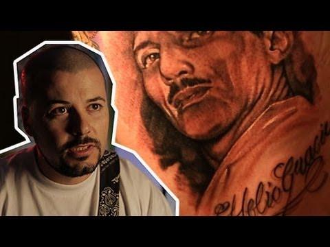 Milano city tattoo - Macko tatua un maestro di arti marziali