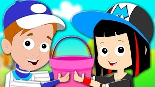 Jack And Jill Went Up The Hill | Nursery Rhymes For Kids | Children Songs | Super Star Rangers