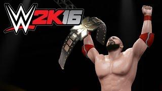WWE 2K16 - My Career Trailer