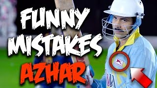 Everything Wrong With Azhar Movie | Emraan Hashmi, Prachi Desai | Bollywood Mistakes | Episode #14