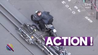 Mission impossible 6 in Paris