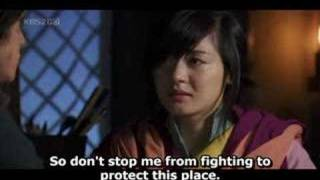 Hong Gil Dong and Yi Nok: Ep. 24 - I Know if You're in Pain