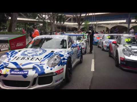 Xxx Mp4 Carrera Cup Asia Day 1 Highlights In Singapore 3gp Sex
