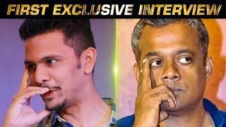Naragasooran Story Narration to Gautham Menon | D16 Karthick Naren shares his Funny Experience|MY213