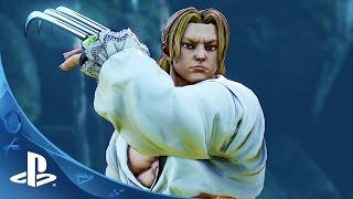 Street Fighter V - Vega Character Reveal Trailer   PS4