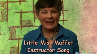 Little Miss Muffet - ASL Nursery Rhyme Song