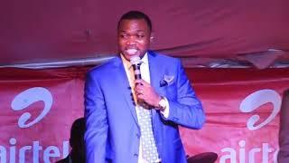 Gratitude live à Lubumbashi avec le frère Yannick N'tumba