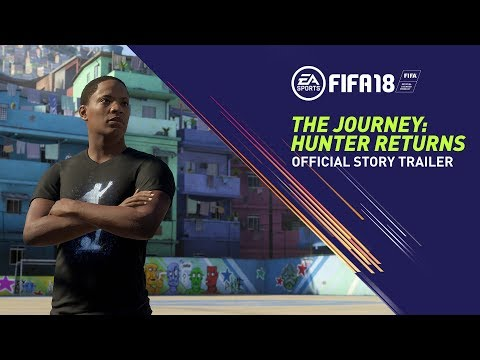Xxx Mp4 FIFA 18 The Journey Hunter Returns Official Story Trailer 3gp Sex