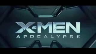 X Men Apocalypse opening credit