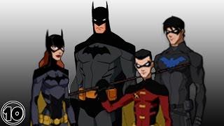 Top 10 Batman Shocking Facts - Part 2