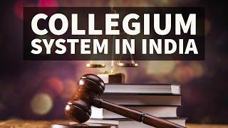 Appointment of judges in India vs USA - Collegium system - NJAC - UPSC/IAS/PCS
