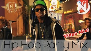 Best Hip Hop & Twerk Party Mix ft. DJ Noize   Black RnB Urban 2018 Trap / Twerk Hype Music #60