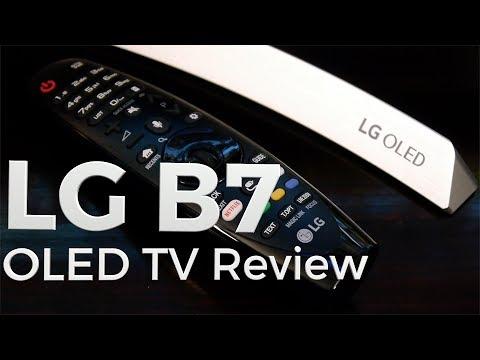 LG B7 OLED TV Review