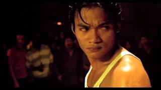 Ong Bak Muay Thai Warrior Coin scene