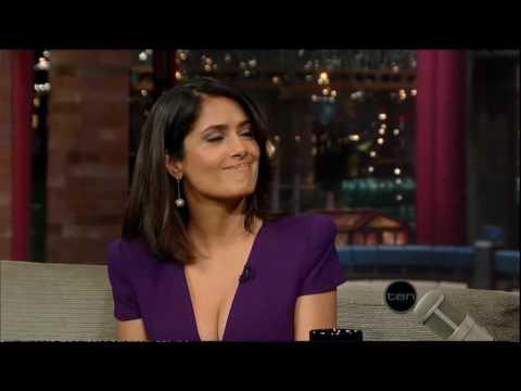 1 Salma Hayek (Letterman)