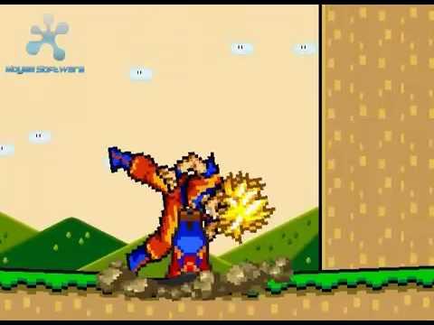 Mario Vs Goku 2