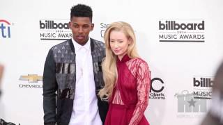 Nick Young Grabs Iggy Azalea's Boob & Butt On The Billboard Music Awards Red Carpet!