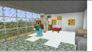Building Stampy's House [3] - Hilda & Henry's Room
