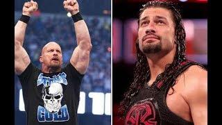 ULTIMA HORA Stone Cold, John Cena, Roman Reigns, Brock Lesnar en ESCÁNDALO DE ESTEROIDES