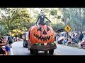 Download Video Download Disney's Fort Wilderness Halloween Golf Cart Parade 2018 w/ Pirate Chip & Vampire Dale, Disney World 3GP MP4 FLV
