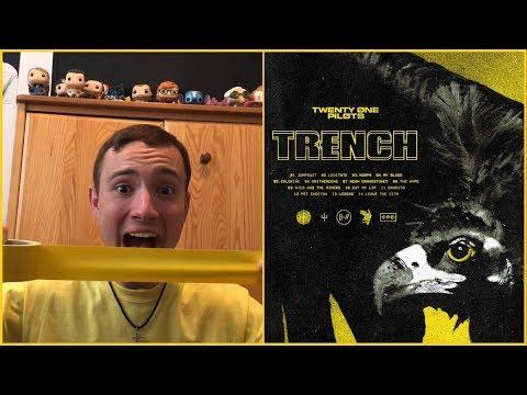 Twenty Øne Piløts - Trench Album FIRST REACTIONREVIEW