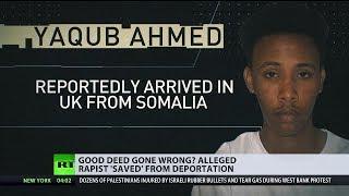 Good deed gone wrong? Alleged rapist