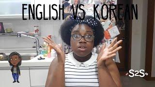 S2S Chat | English vs Korean in Korea