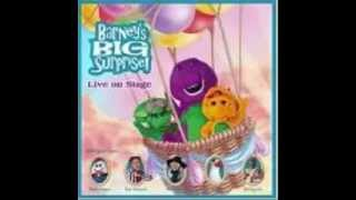 Barney Big Surprise Soundtrack Part 1 wmv