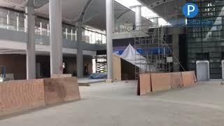 İstanbul Yeni Havalimanı Pier Binası Aralık 2017
