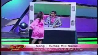Lux Dance India Dance Season 1 Ep.30 - Jai Kumar Nayar & Janvi