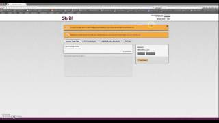 How can I verify my email and identity in my Skrill account?  (Part 2)