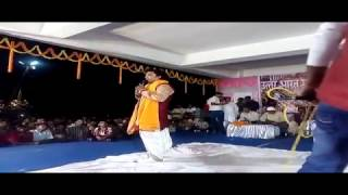 Super Star NIRBHAY TIWARI Chhath Stage Show In Raipur 2016