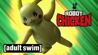 The Best of Pokemon   Robot Chicken   Adult Swim