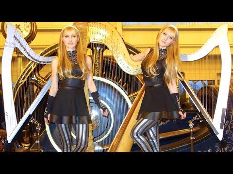 Xxx Mp4 BLACK SABBATH Iron Man 2 Girls 3 Harps Harp Twins HARP METAL 3gp Sex