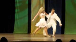 Jorge and Renata at Brazil Central 2010