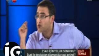 Mehmet Karlı: Suriye'de İran'ın ön savaşını yapıyorlar
